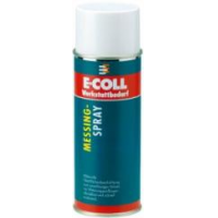 Messing-Spray 400ml E-COLL