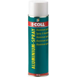 E-COLL Aluminium-Spray